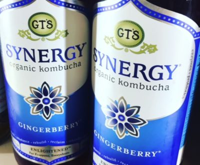 why drink kombucha